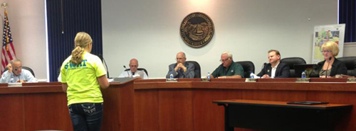 Okeechobee City Council