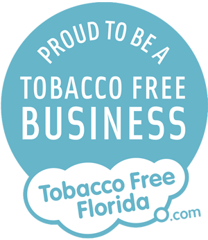 Tobacco Free Business Badge